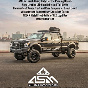 For Sale - ASM 2016 Ford F350 SuperDuty - Tons of Options!!