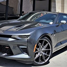 "Brand New Felix Chevrolet Camaro SS on 22"" Staggered Niche Misano"