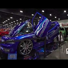 2016 Dub Show Tour Los Angeles Highlights: Lexani Wheels