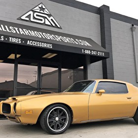 Classics and Hot Rods Welcome!   We Offer Wheel and Tire Packages for all Years!
