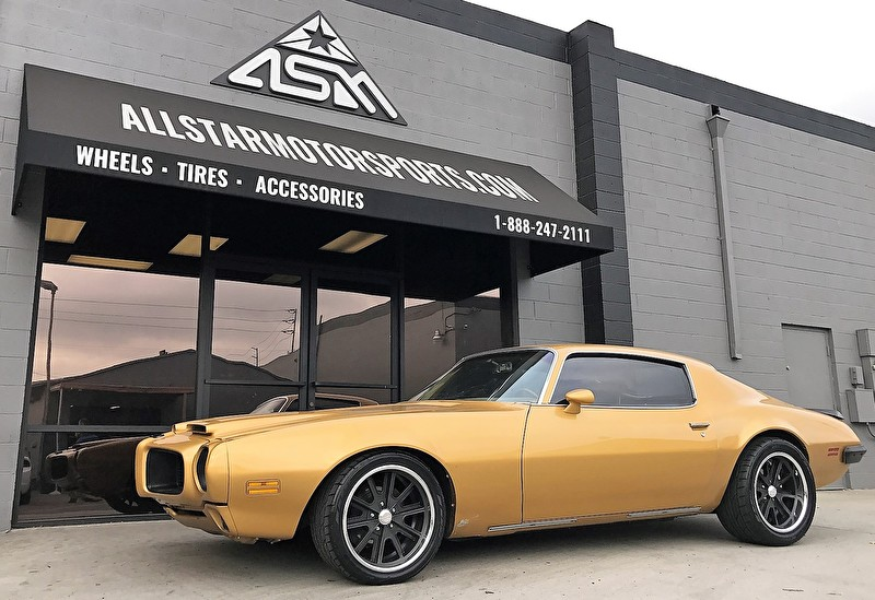 Classics and Hot Rods Welcome! | We Offer Wheel and Tire Packages for all Years!