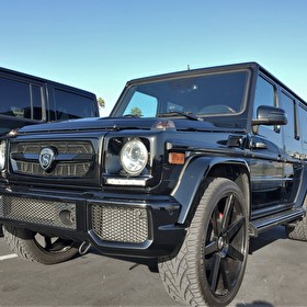 "STRUT | Mercedes Benz G63 AMG | 24"" STRUT Wheels 