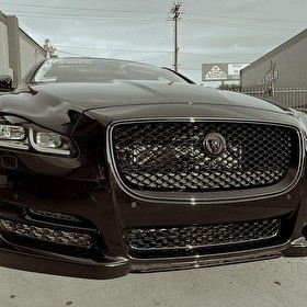 Jaguar Mission Viejo | Blackout Package | Front Grille