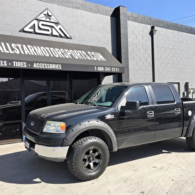 Offroad Expo Pomono 2016 | Another Deal Done! | Ford F150 on Fuel D564 Beast 17x9 Black/Machined