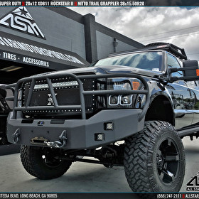 All Star Motorsports Ford F350 Superduty