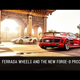 Ferrada Wheels presents the Forge-8 Wheel Line Up