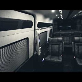 Obsidian | Luxury Sprinter Conversion by Lexani Motorcars (2013)