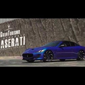Maserati GranTurismo MC on Lexani Wheels