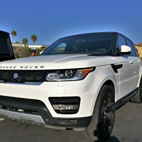 Land Rover Range Rover | Blackout Package | STRUT Grille Kit