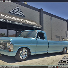 Custom Ford - Awesome Build
