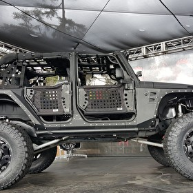 Custom Built Jeep Wrangler JK on Moto Metal MO977 Link