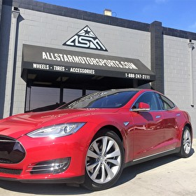 Tesla Model S | Before Shot