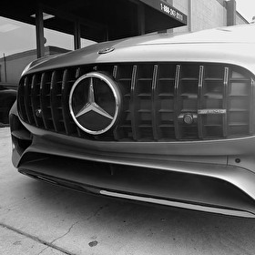 2018 Mercedes Benz GT | Blackout Package | Powder Coated Wheels and Brake Calipers
